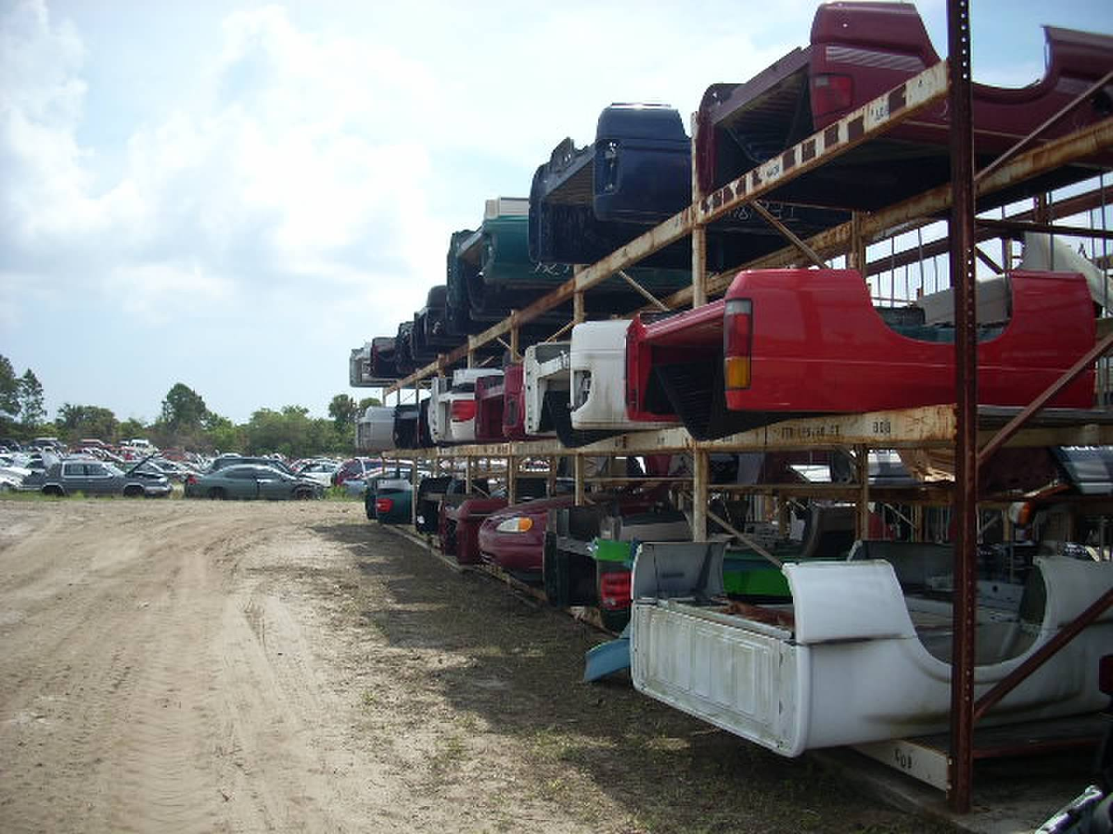 Auto Amp Truck Parts Central Florida Wrecked Vehicles
